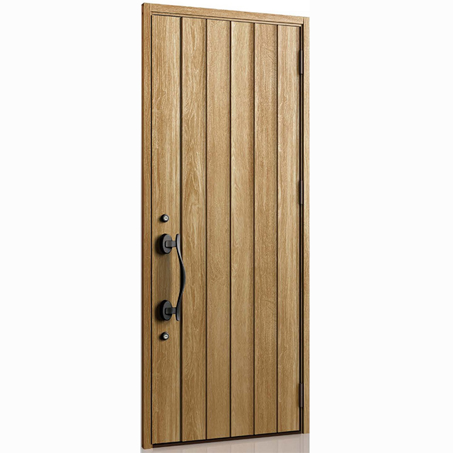 木質系断熱玄関ドア